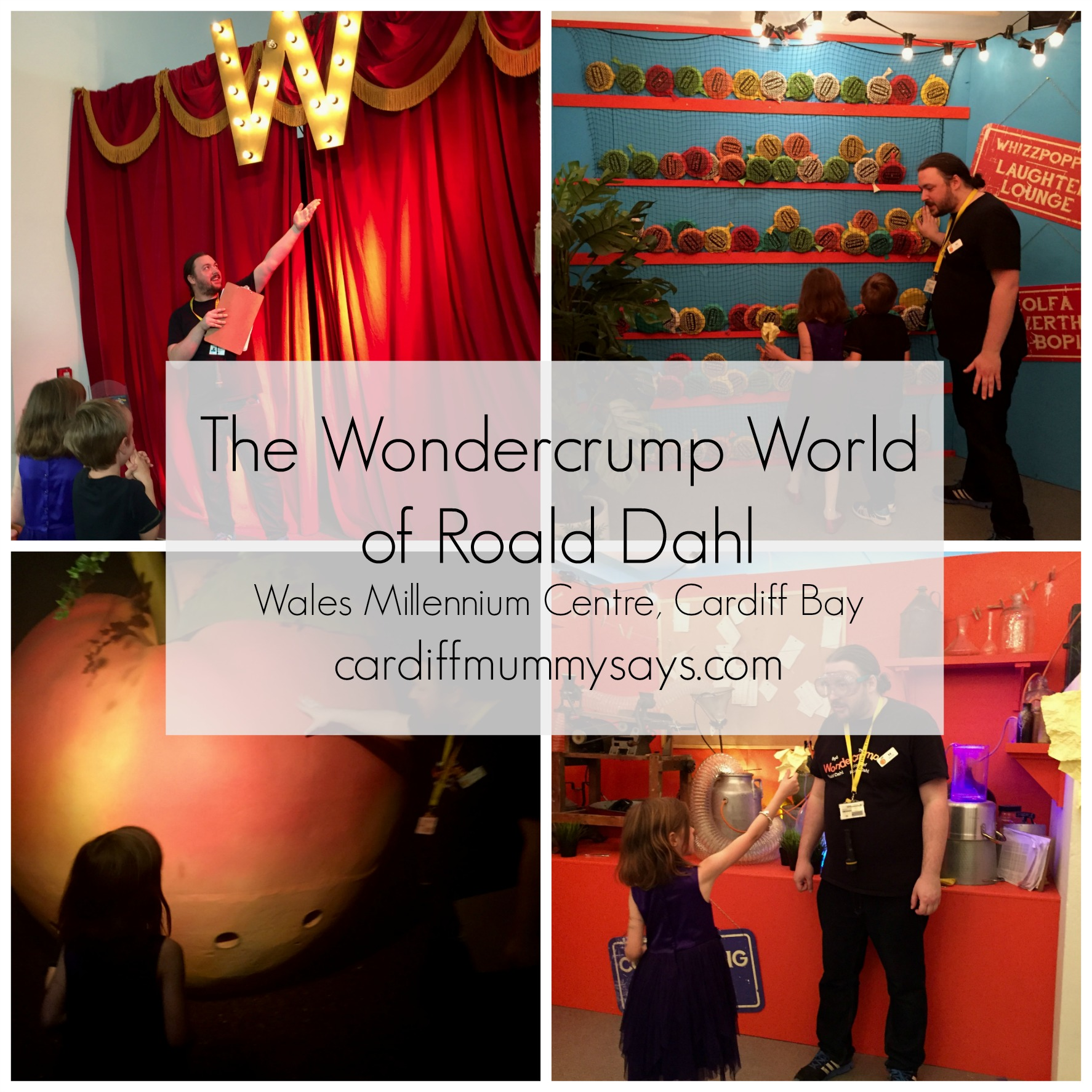 The Wondercrump World Of Roald Dahl