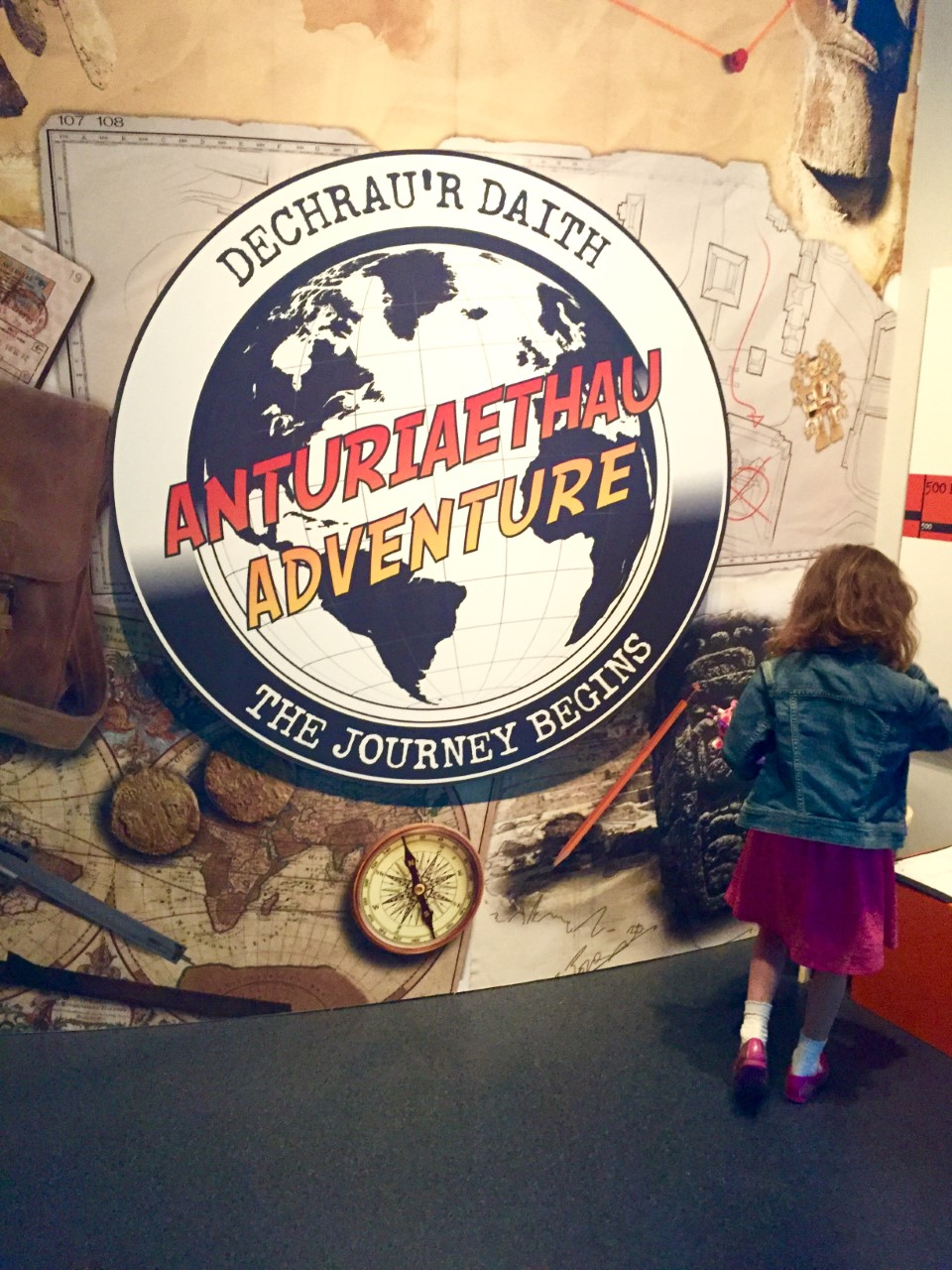 Treasures Adventures in Archaeology National Museum Cardiff