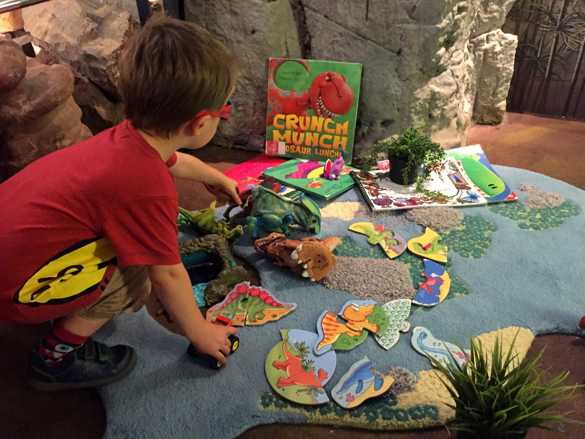 National Museum Cardiff Toddler Time