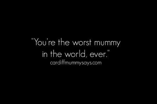 25 10 2016 The Worst Mummy In The World Ever