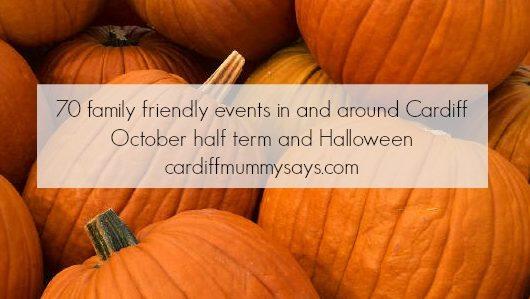 October 2016 Halloween and Half Term