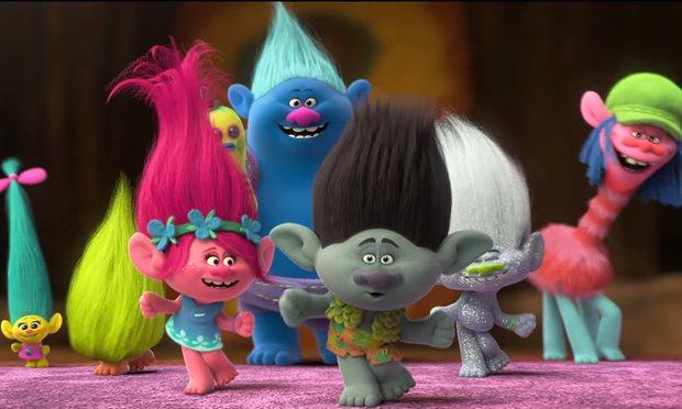 DreamWorks' Trolls film review