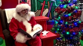 Father Christmas Hamleys Cardiff