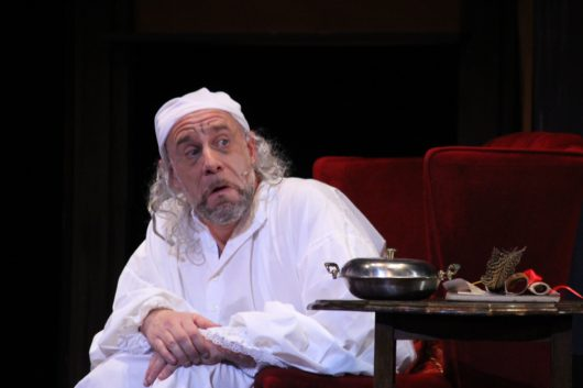 Orbit Theatre A Christmas Carol New Theatre Cardiff