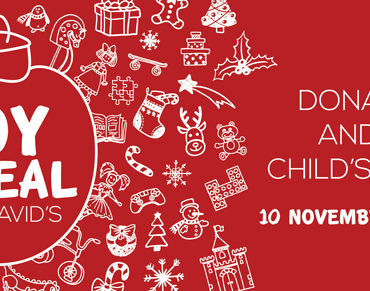 Toy Appeal 2016 St David's Cardiff