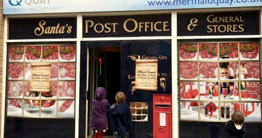 Santa's Post Office Mermaid Quay
