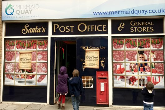 Santa's Post Office Mermaid Quay
