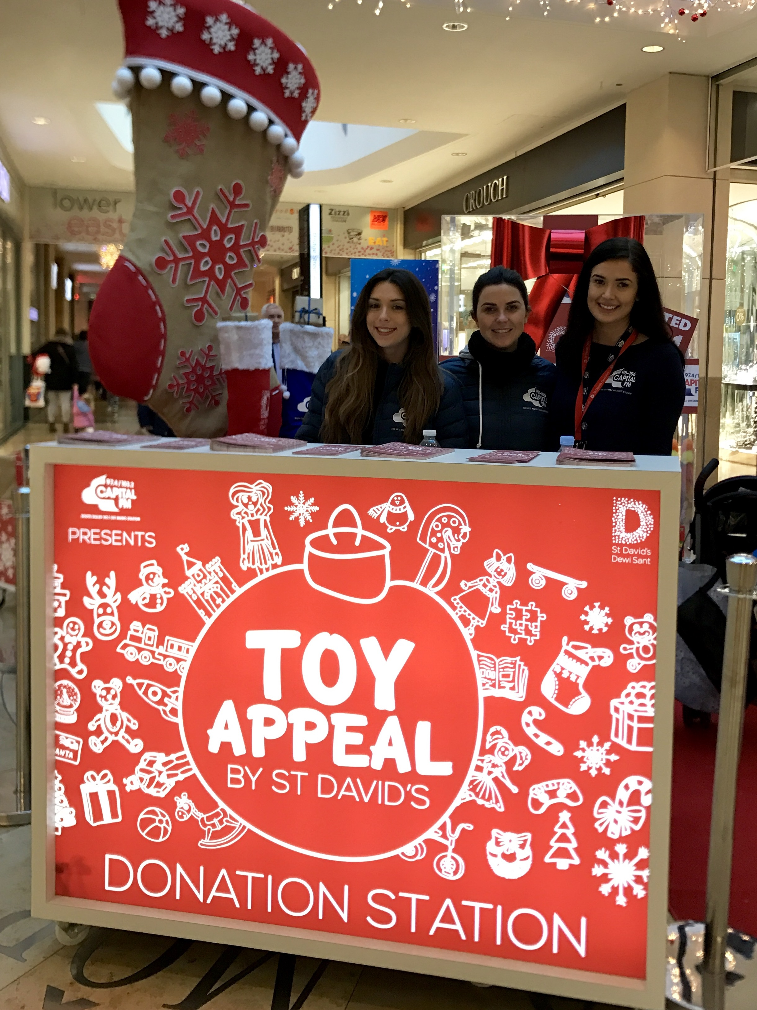 St David's Toy Appeal 2016