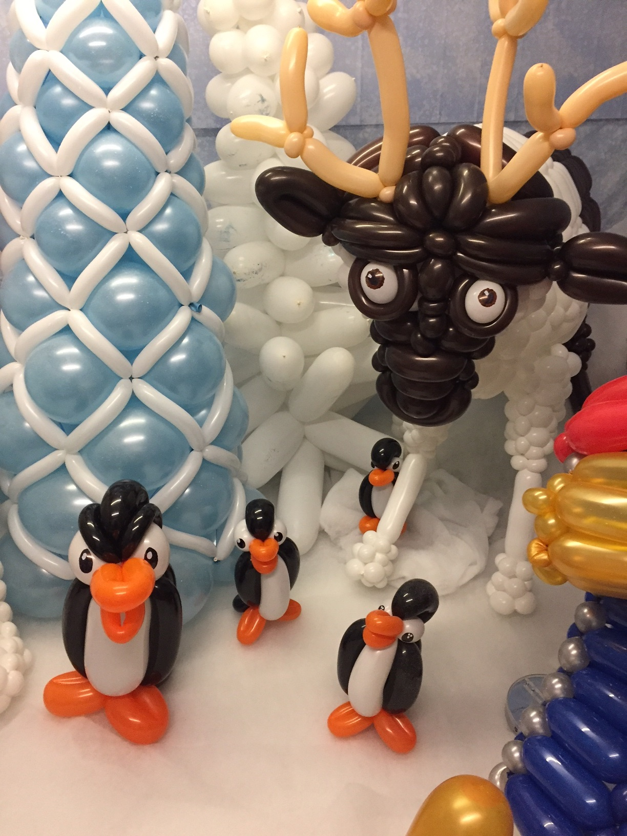 Dr Bob's Christmas Balloon Grotto