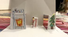 Artes Mundi Christmas family workshops