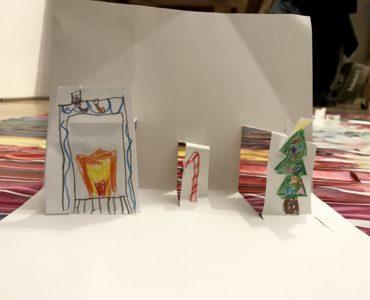 Artes Mundi Christmas family workshops