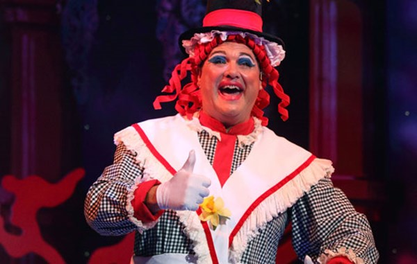 Mike Doyle as Mrs Smee