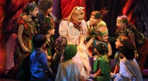 Peter Pan New Theatre Cardiff