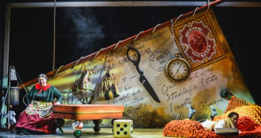 The Borrowers Sherman Theatre