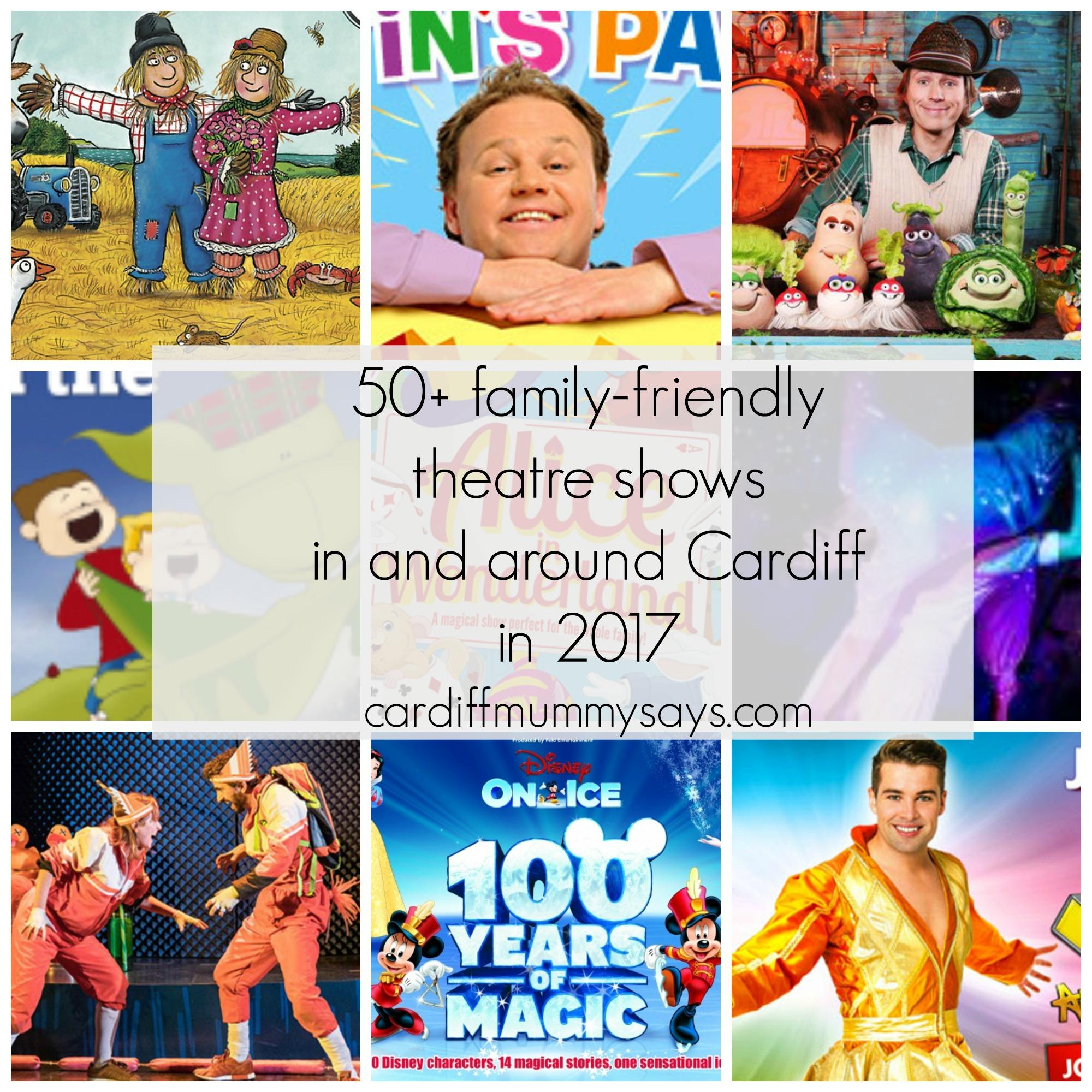 family theatre cardiff 2017