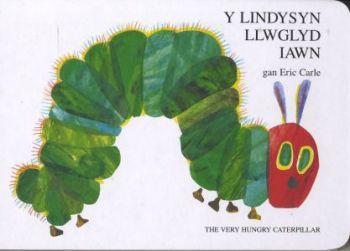 Y Lindysyn Llwglyd Iawn