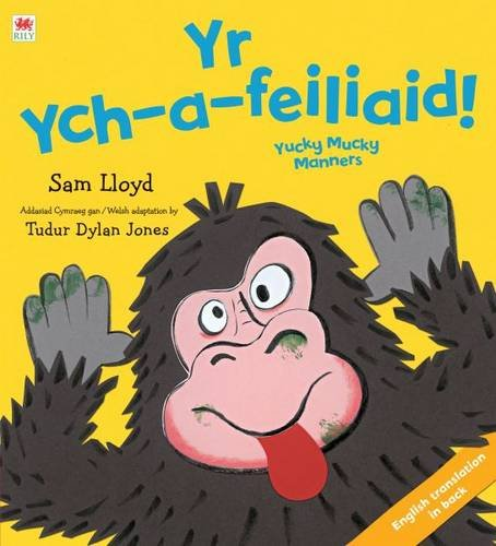 bilingual Welsh and English picture books