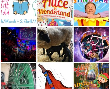 family events in cardiff march