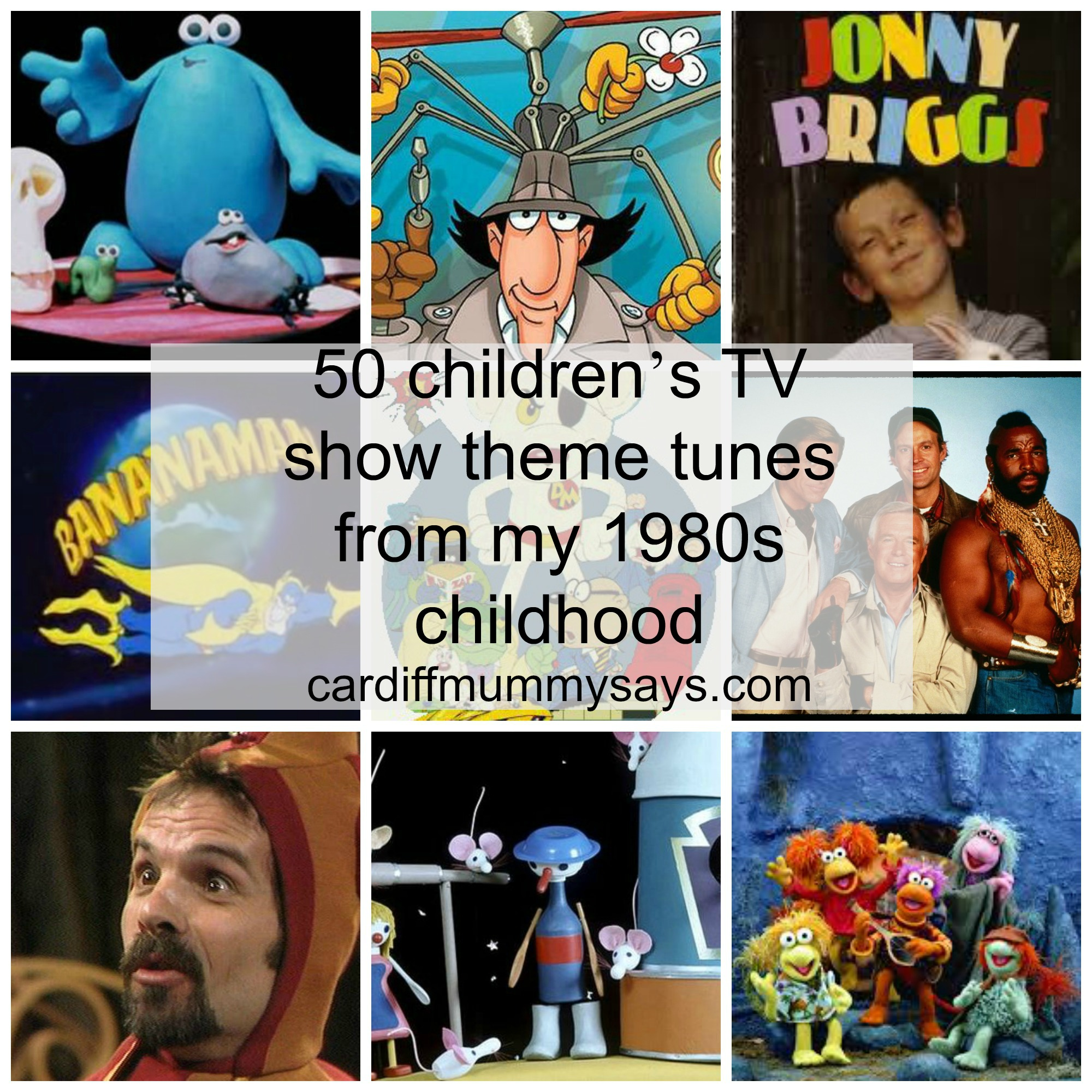 50 Children S Tv Show Theme Tunes From My 1980s Childhood Cardiff