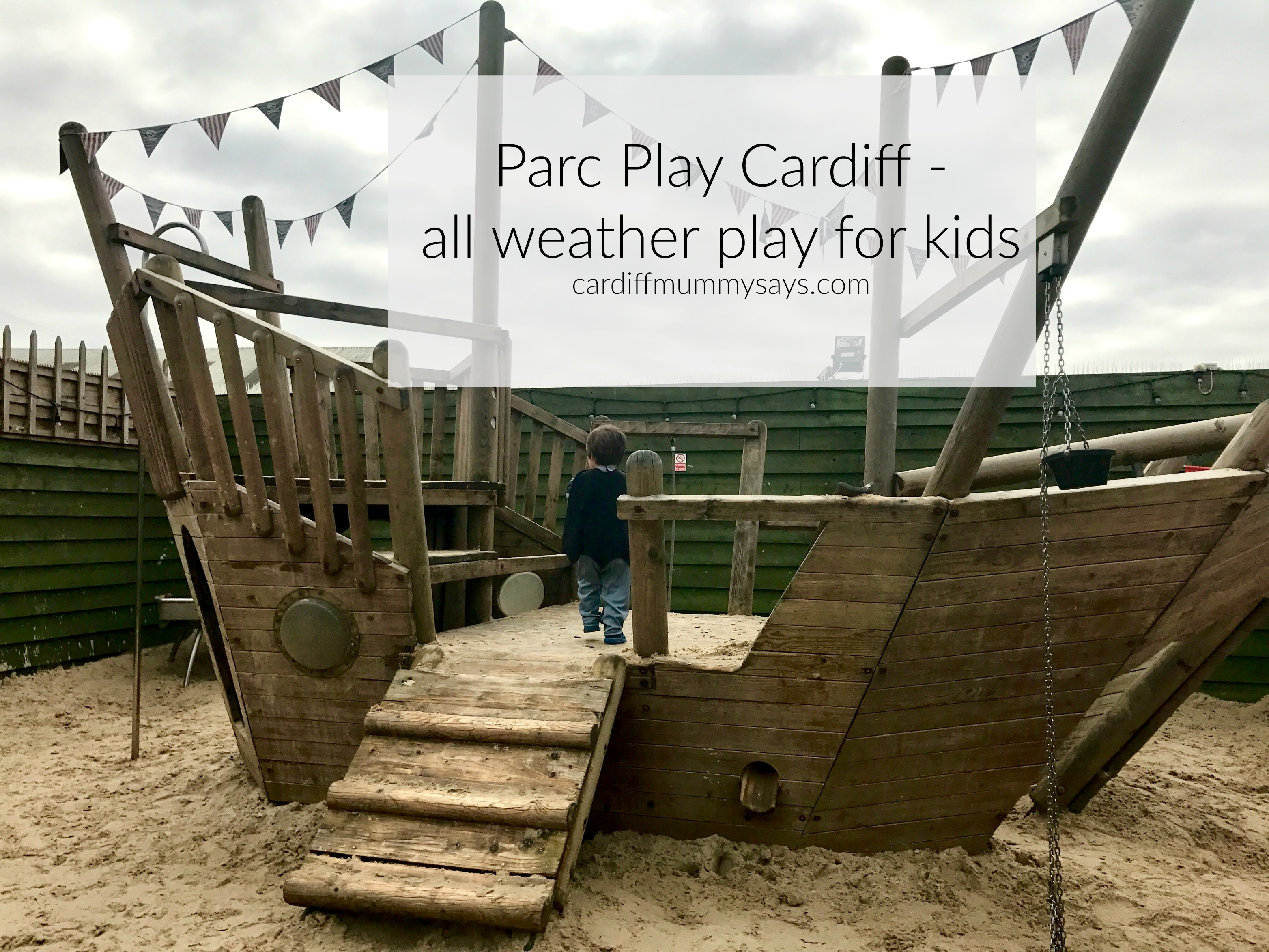 All-weather fun at Parc Play Cardiff toddler events