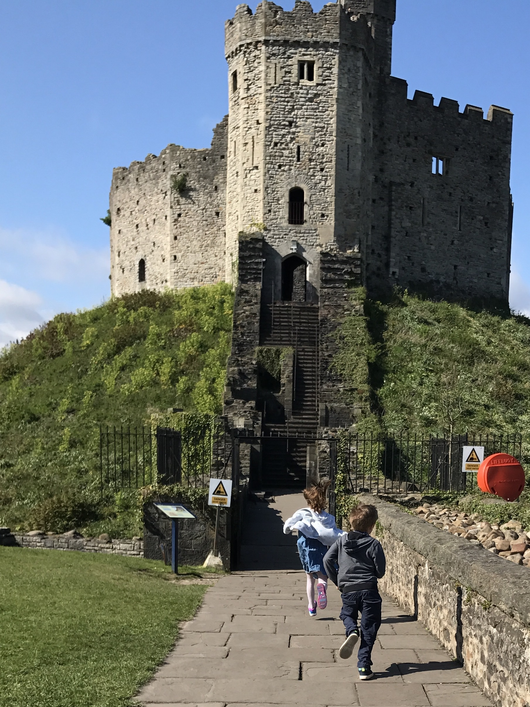 Easter Trail Cardiff Castle