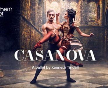 Casanova New Theatre Cardiff