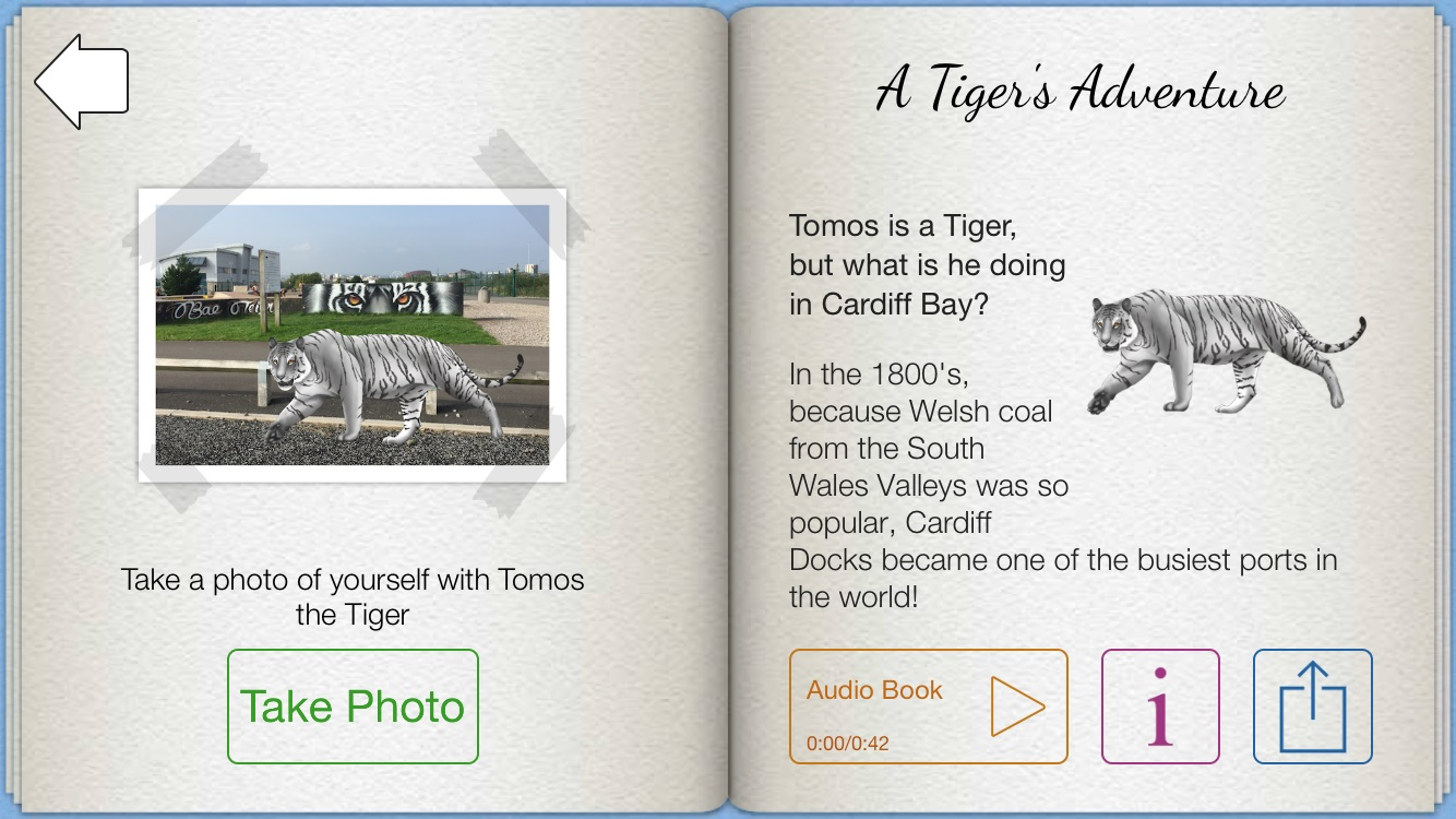 Tiger Bay Trails App