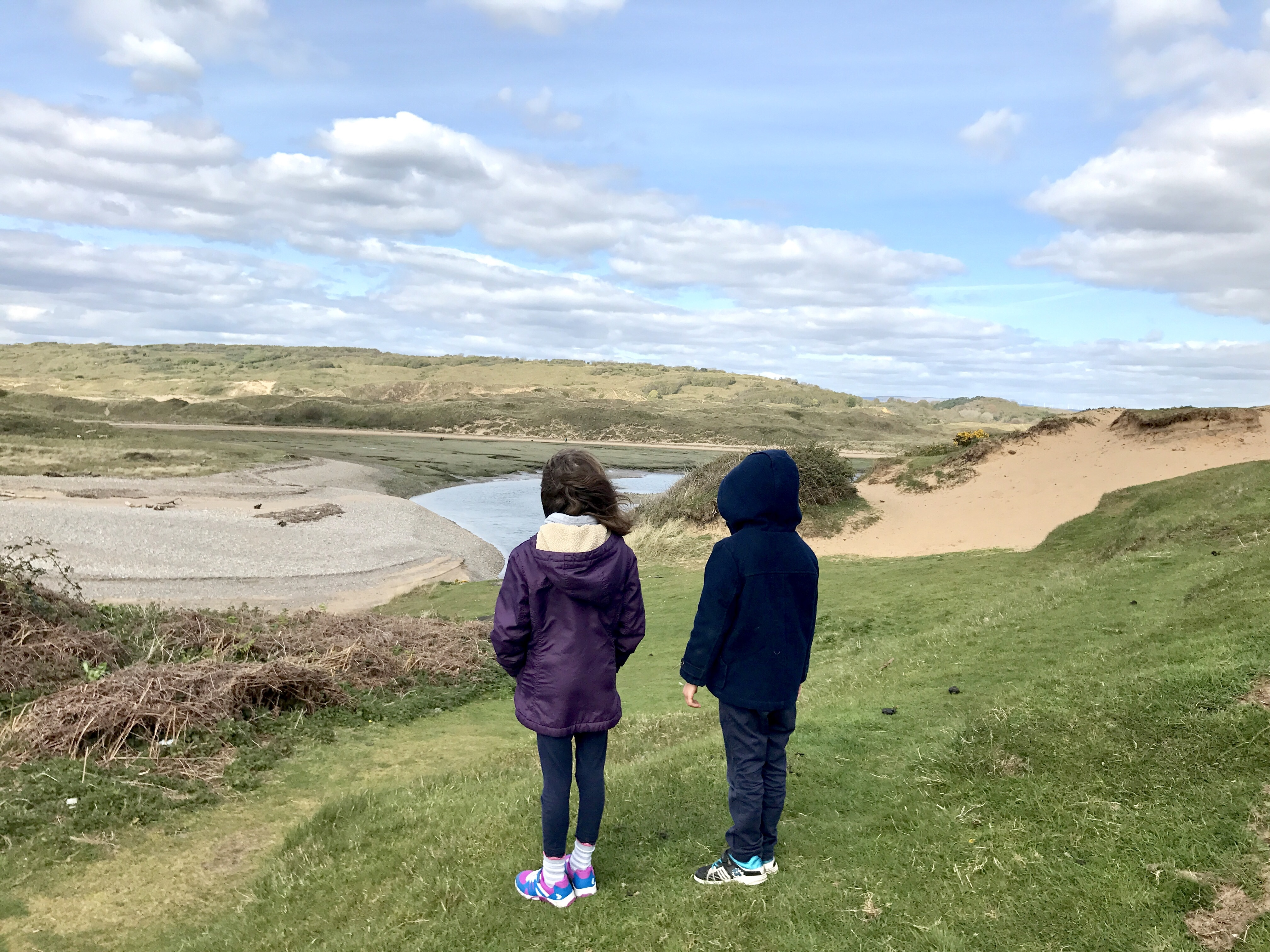 Vale Tales Ogmore By Sea