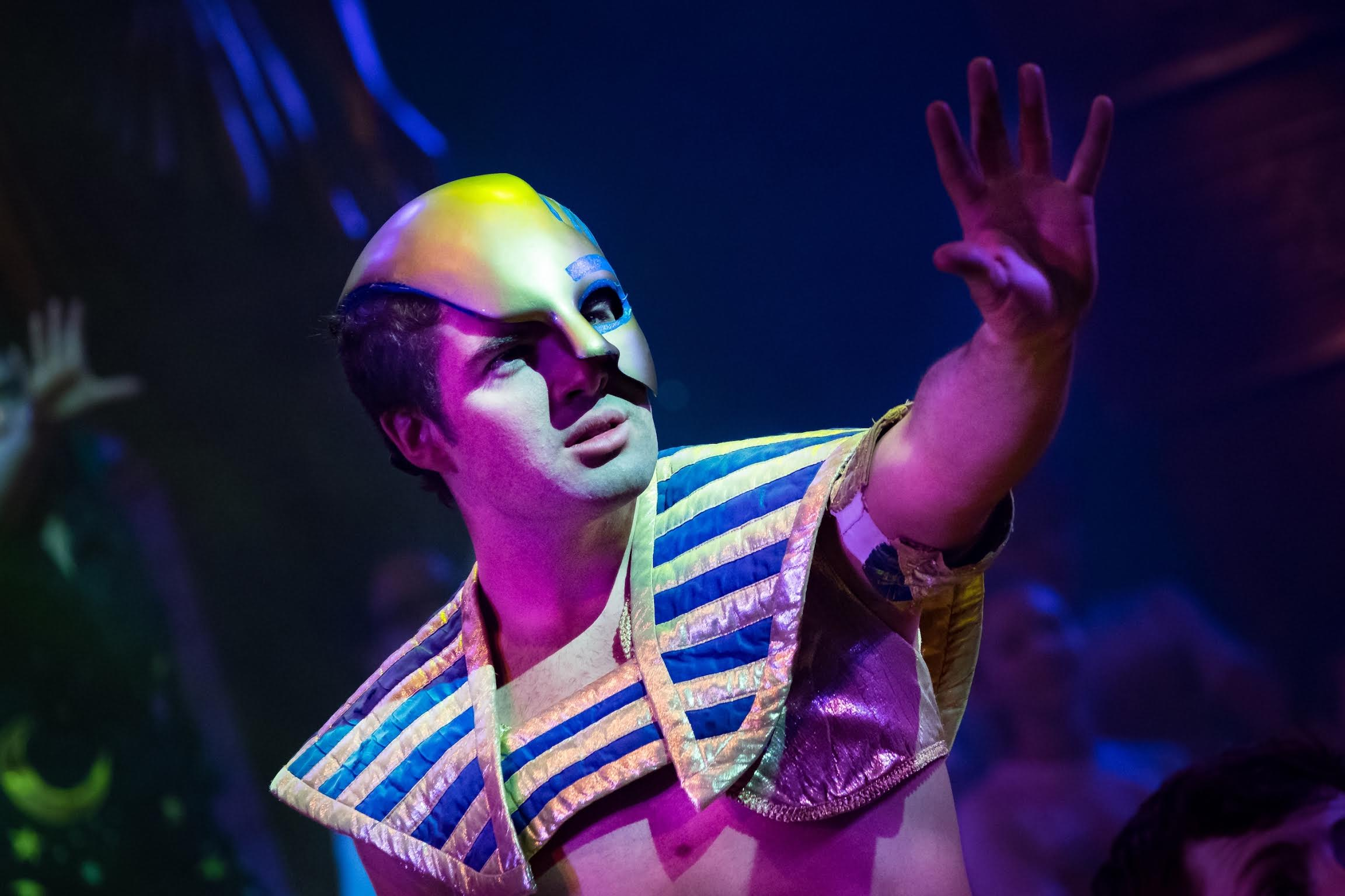 Joseph and the Amazing Technicolor dreamcoat Cardiff