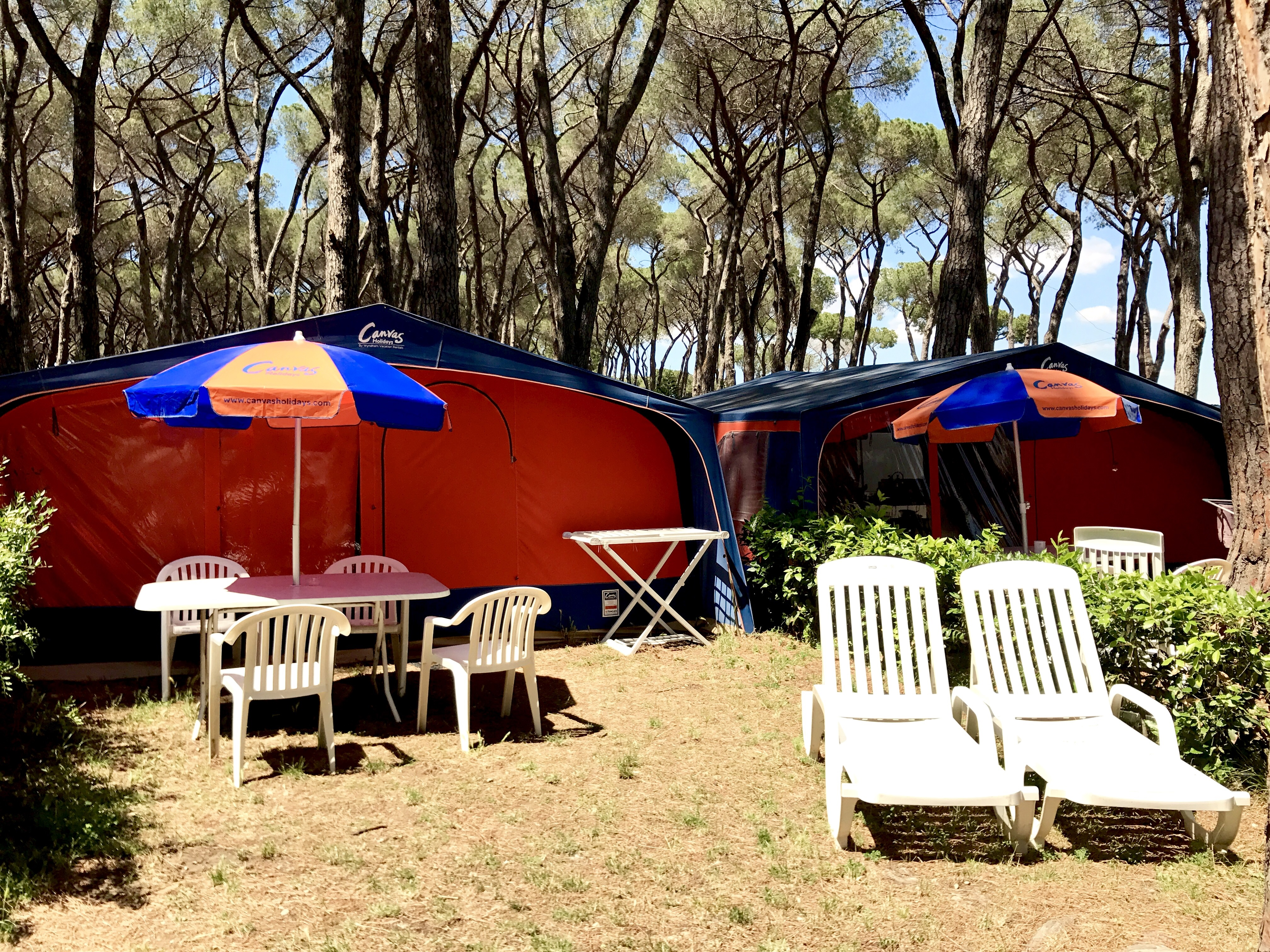 Camping Village Fabulous Rome