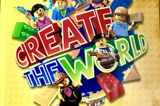 Lego Create The World