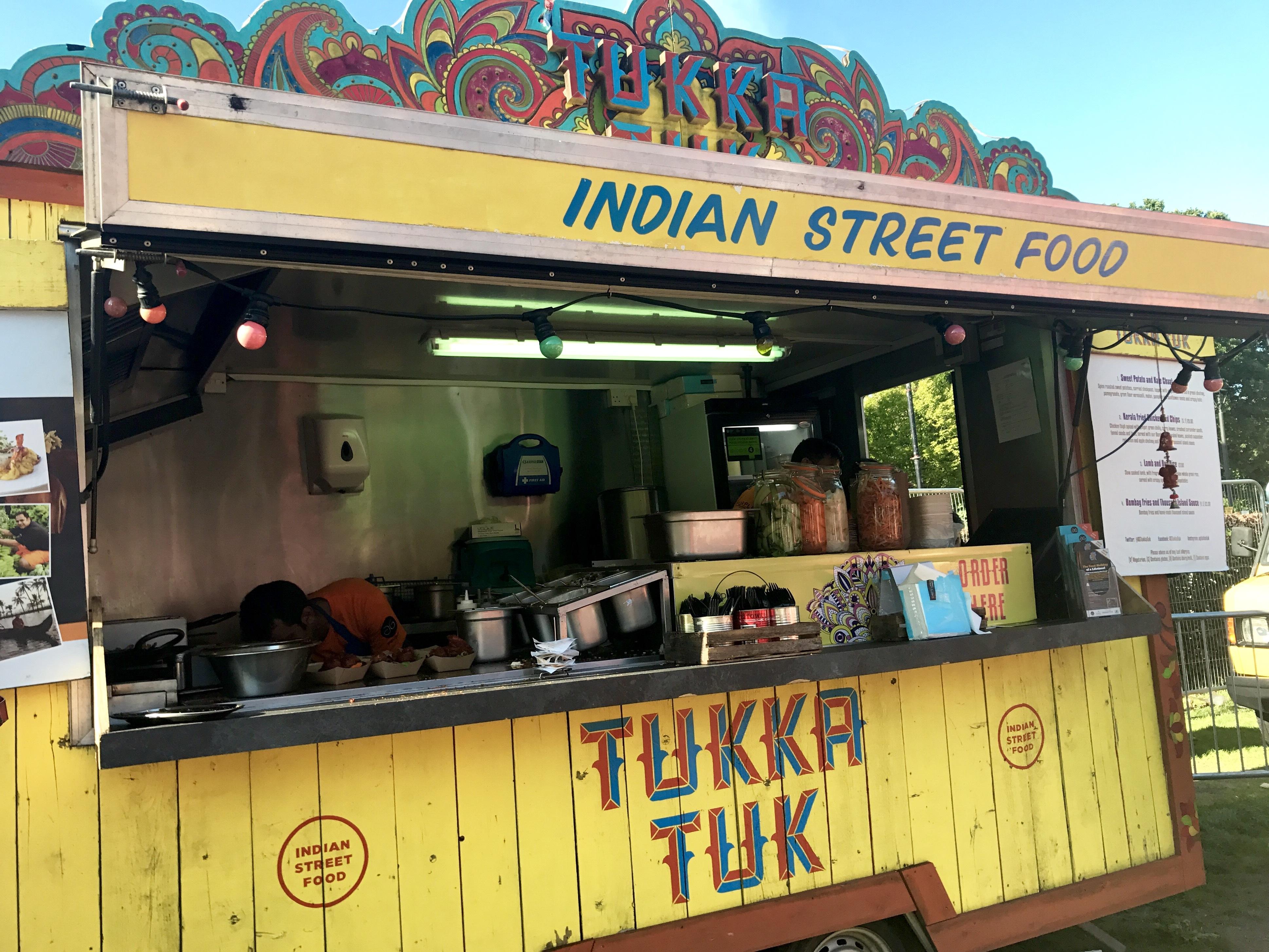 Street Food Cardiff