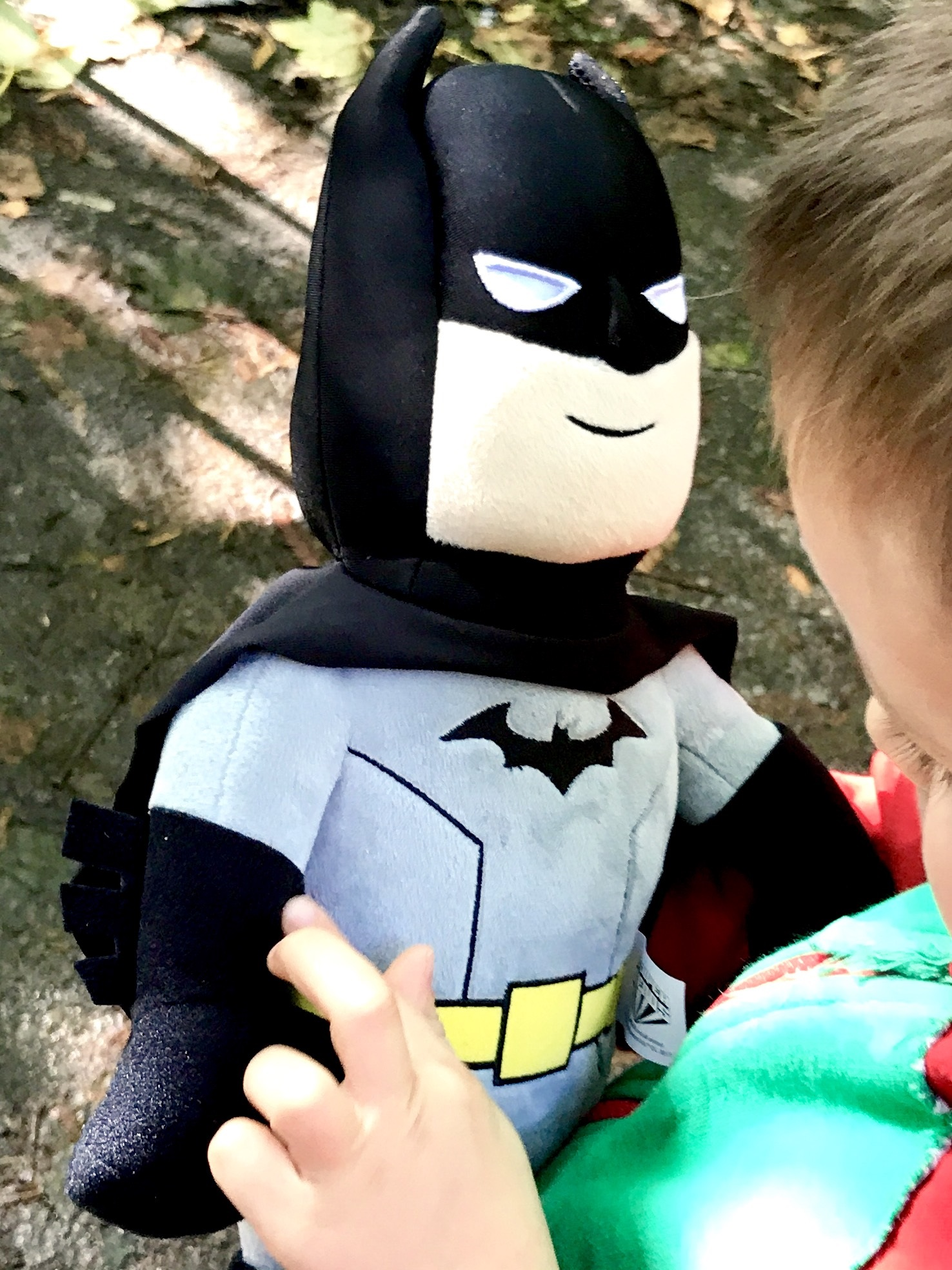 DC Superfriends Interactive Power Punch Batman Soft Toy review