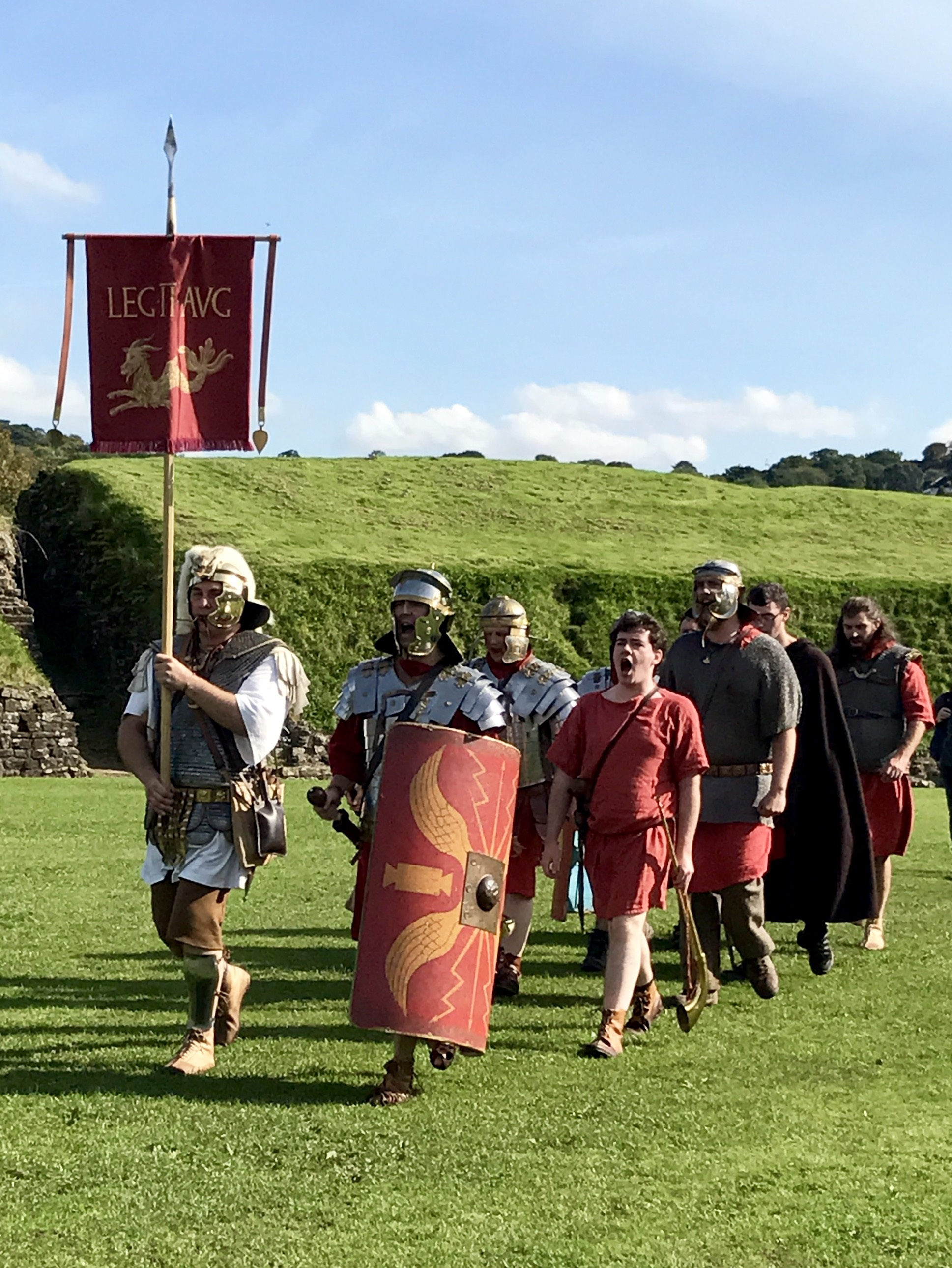 Caerleon Romans