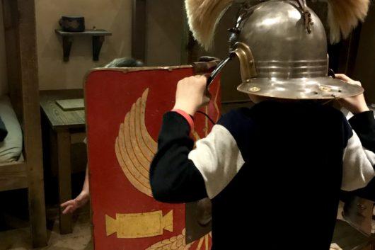 National Roman Legion Museum Caerleon