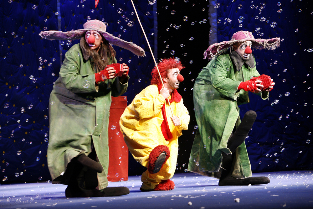 Slava's Snowshow review