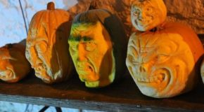 St Fagans Halloween Nights