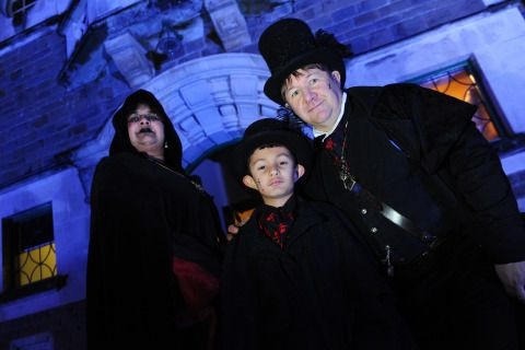 St Fagans Halloween Nights