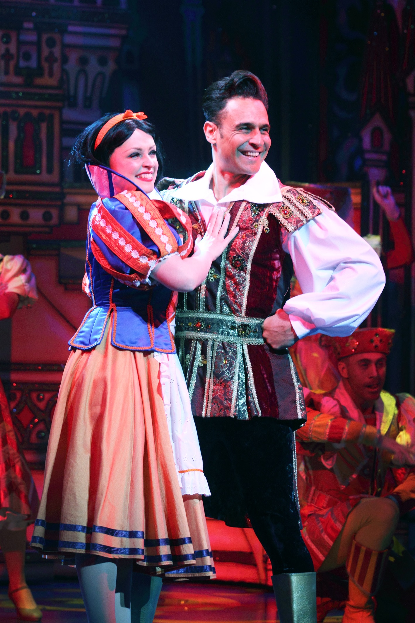 Snow White and the Seven Dwarfs New Theatre Cardiff