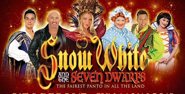 Snow White and the Seven Dwarfs New Theatre Cardiff