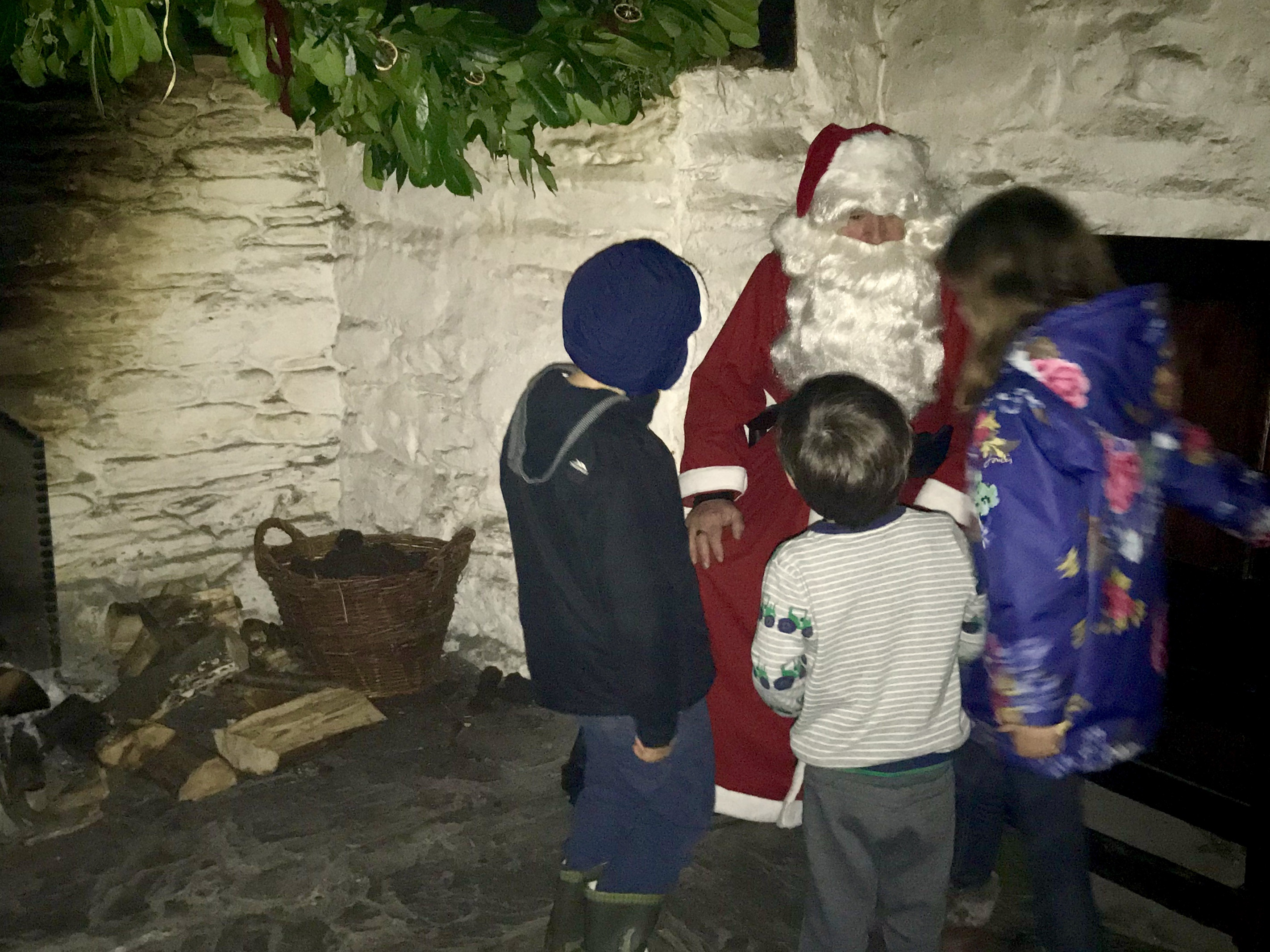Christmas Nights St Fagans