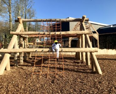 St Fagans Playground
