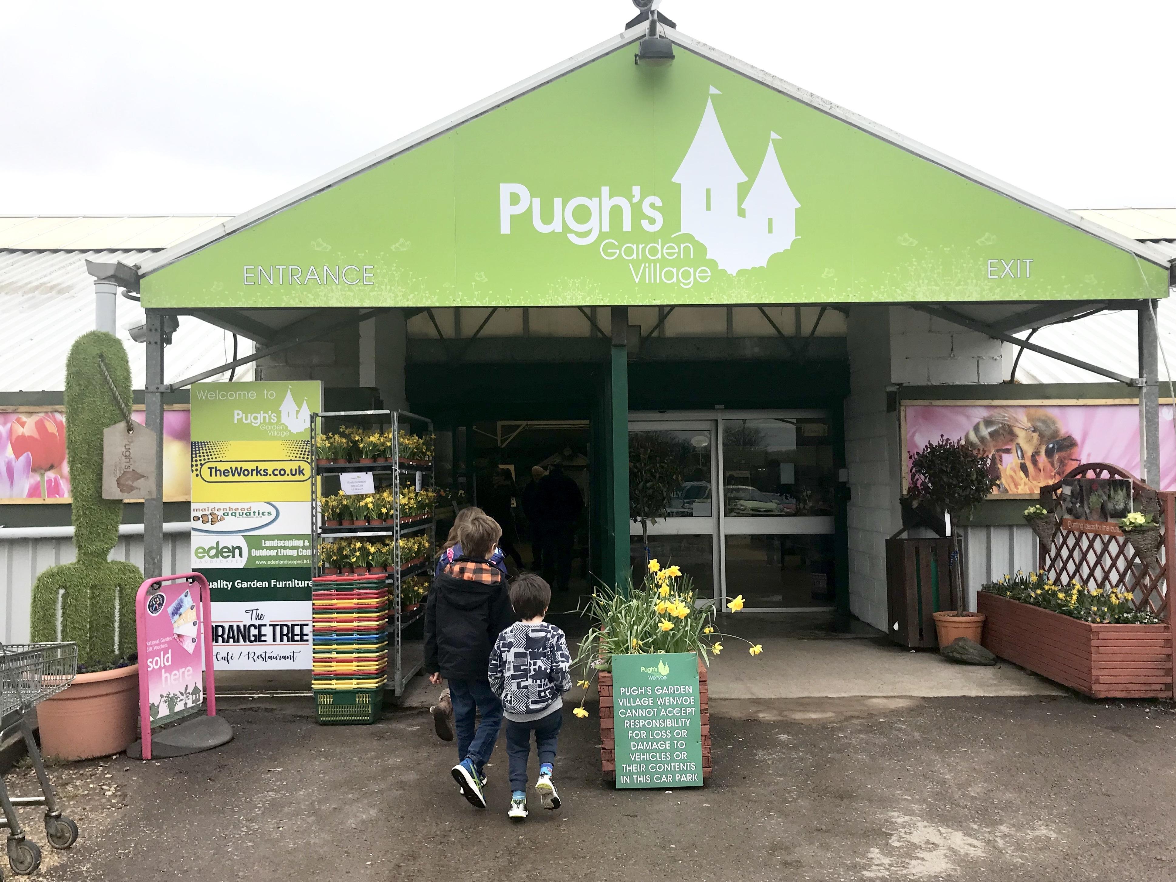 Pugh's Garden Village Wenvoe