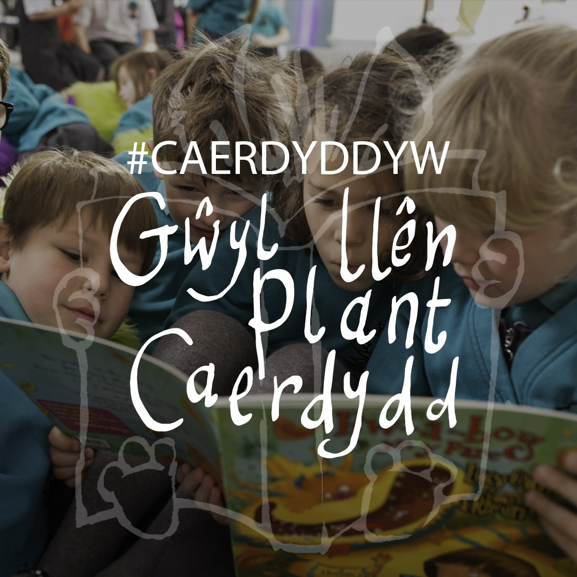 Cardiff Children's Literature Festival 3