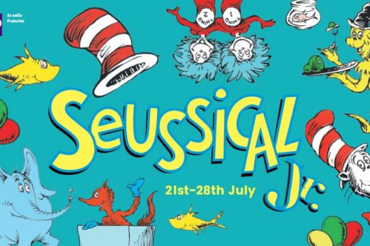 Seussical Jr Cardiff Open Air Theatre