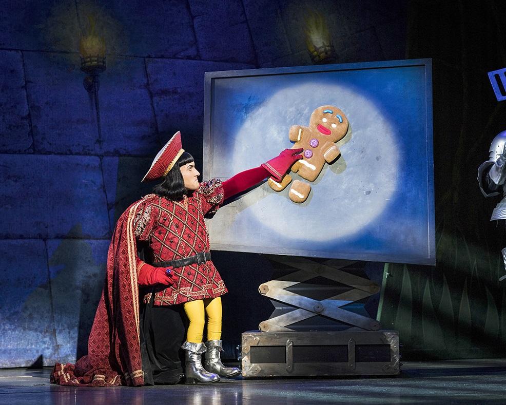 Shrek The Musical Cardiff