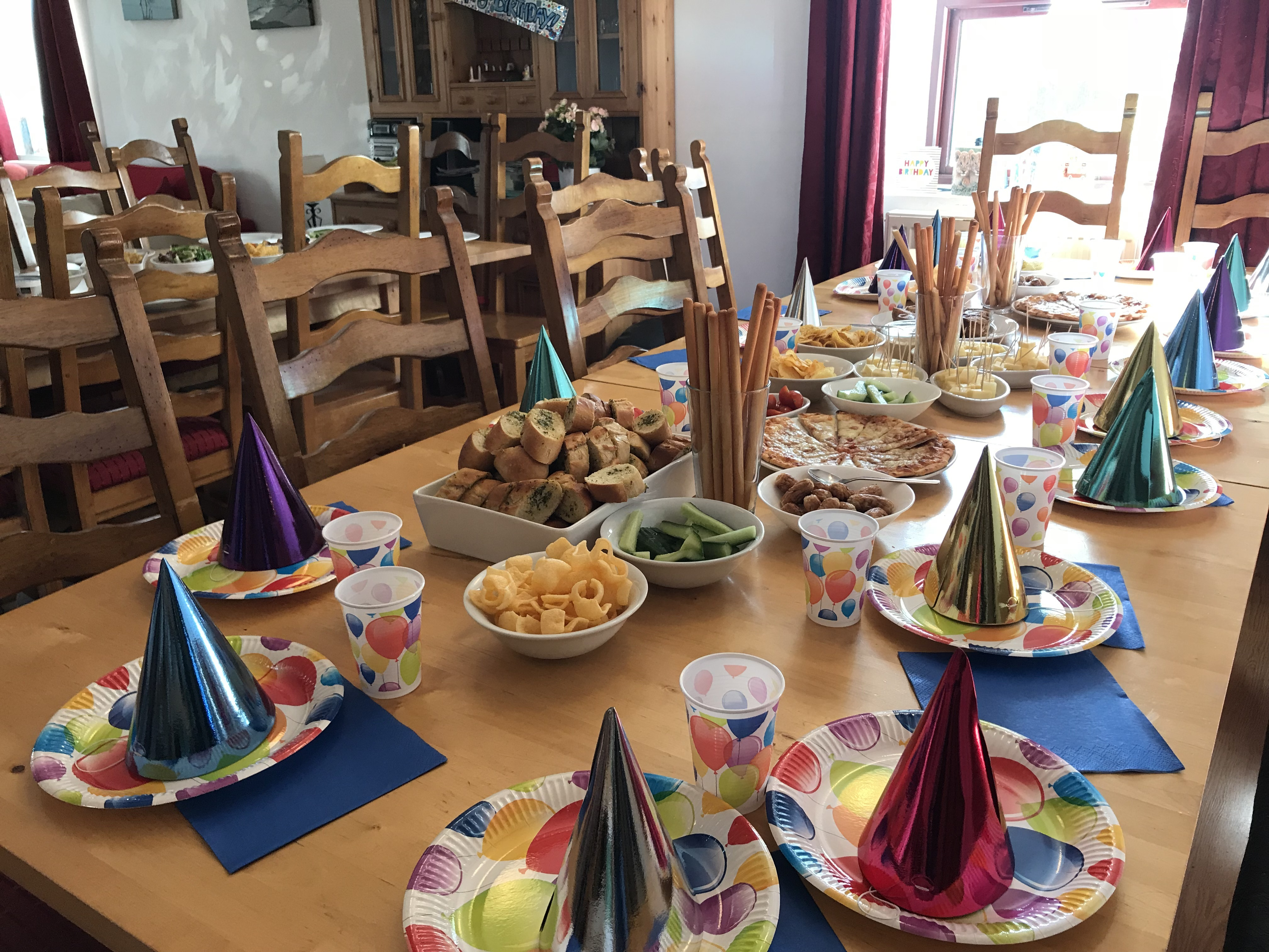 Blackadon Barns dining tables
