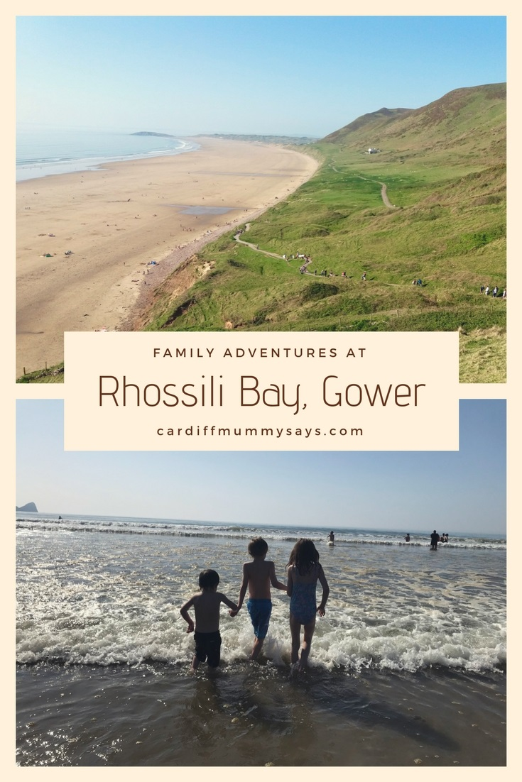 Rhossili Bay Gower