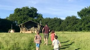 Cuckoo Down Farm Glamping East Devon