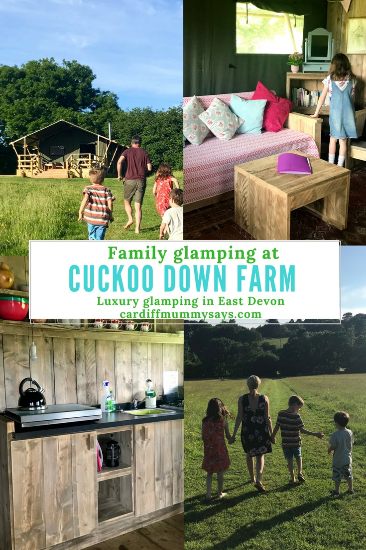 Cuckoo Down Farm Glamping review